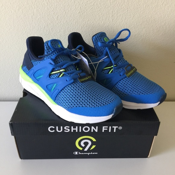 5cd3c529980 Flare Cushion Fit Performance Athletic Shoes. NWT. C9 Champion.  18  0. Size.  6 (Big Boy)